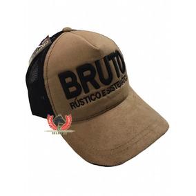 9709d8182eca3 Bone Bruto Rustico - Bonés para Masculino no Mercado Livre Brasil