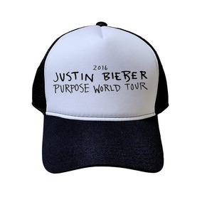 68fa834c520da Bone Justin Bieber Purpose - Bonés no Mercado Livre Brasil