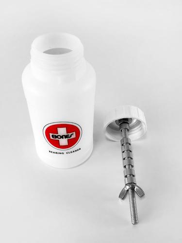 bones® botella de limpieza rodamientos skate | laminates