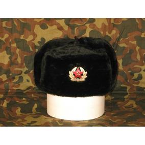 ccac826c8ebb4 Gorro Exército Russo (ushanka) - Calçados