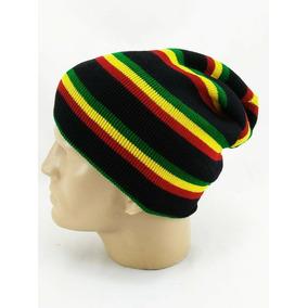 9360f2eb9d9c9 Touca Gorro Do Reggae Toucas - Acessórios da Moda no Mercado Livre ...
