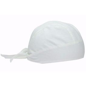325f15de191f9 Touca Branca Masculina Toucas - Acessórios da Moda no Mercado Livre ...