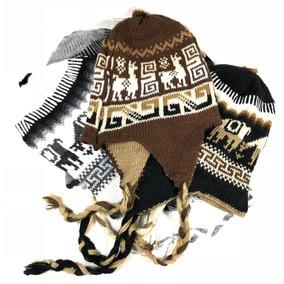 b5f3ffb575a40 Touca Peruana Toucas Feminino - Acessórios da Moda no Mercado Livre ...