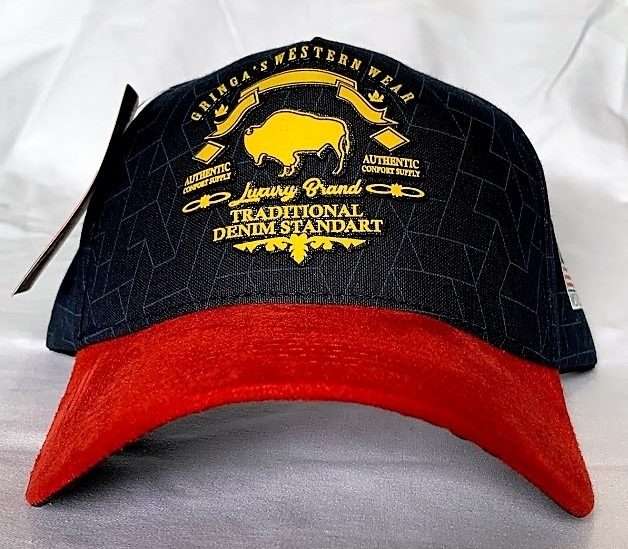 Bonés Country Gringa Buffalo Tuff King Roper Farm Made Txc - R  28 ... b58d8e227e9c8