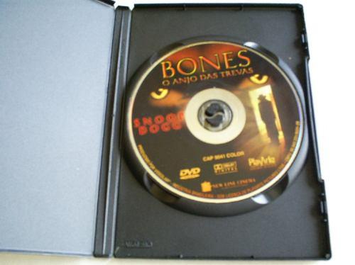 bones - dvd o anjo das trevas - com snoop dogg