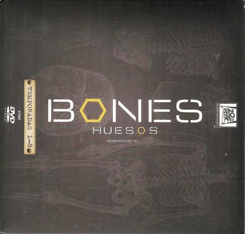 bones huesos boxset temporadas 1 2 3 4 5 6 7 8  dvd