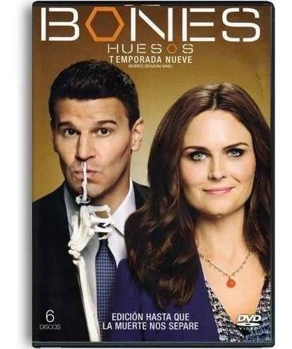 bones huesos paquete temporadas 1 2 3 4 5 6 7 8 9 dvd