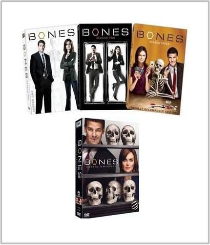 bones huesos temporadas 1 2 3 4 dvd