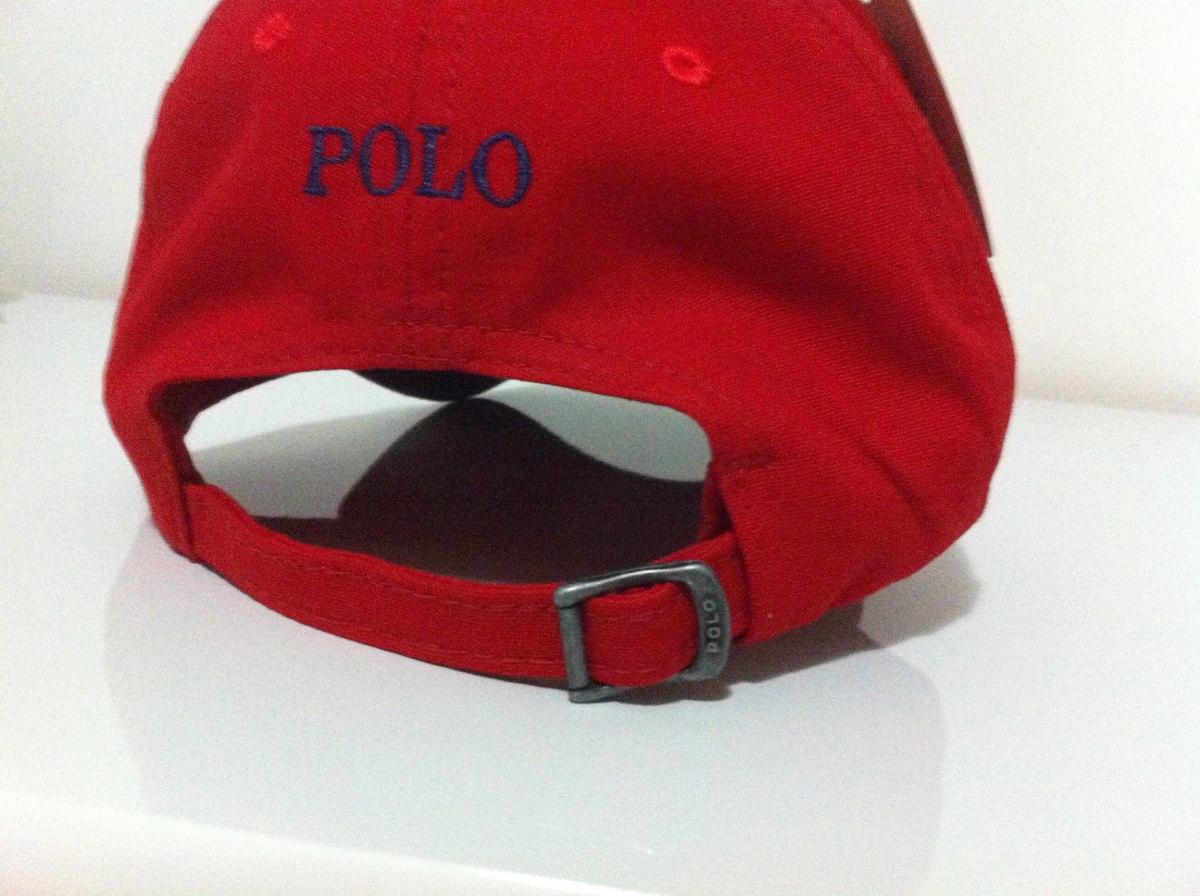 088afbc360 Bonés Polo Ralph Lauren Do Ursinho ! - R$ 35,00 em Mercado Livre