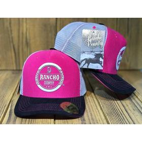 Bonés Rancho Pink