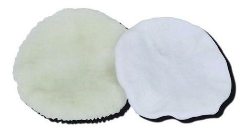 bonetes borlas para pulir y enserar 10 pulgadas 2piezas 3808
