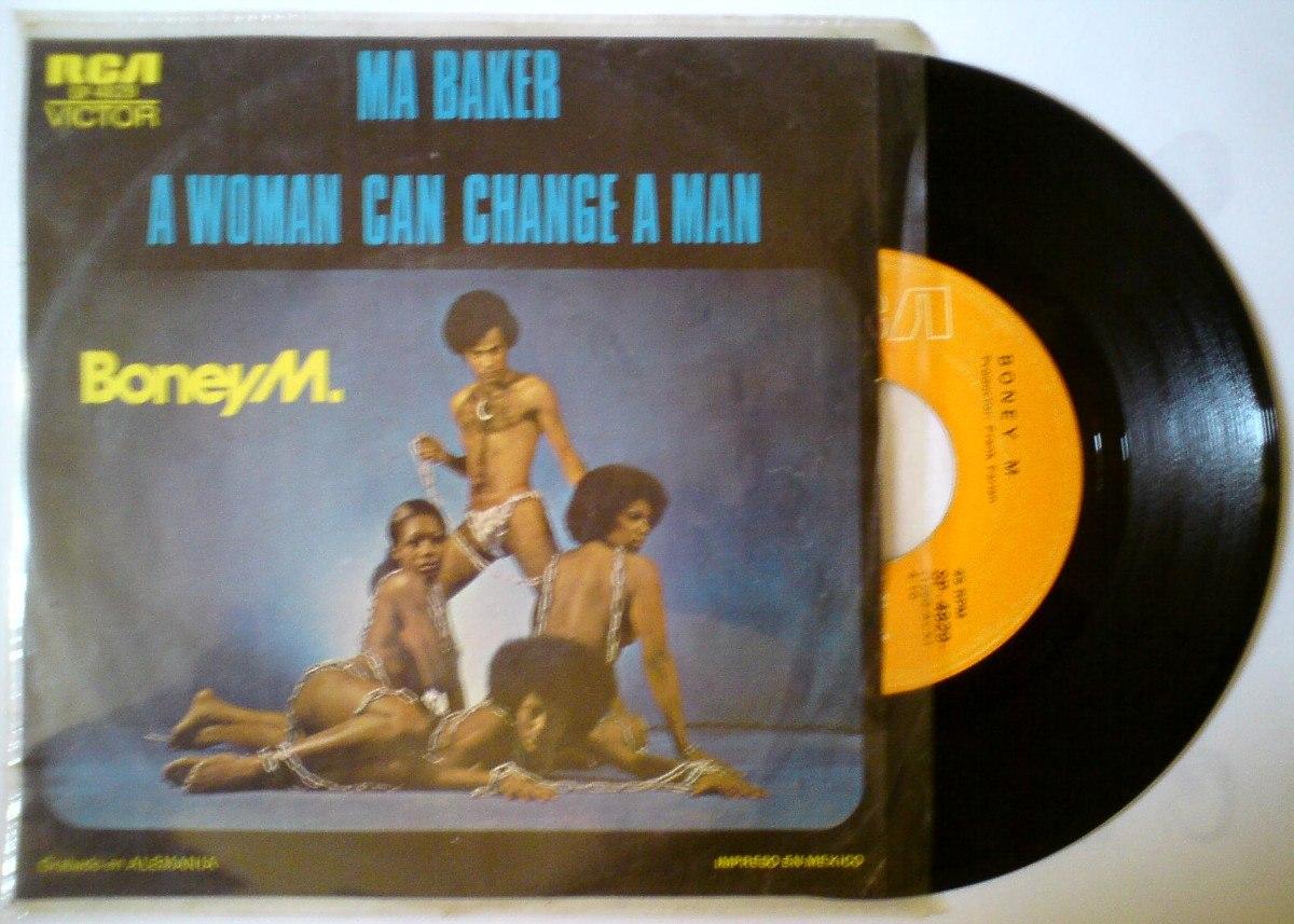 Boney M Ma Baker A Woman Can Change A Man