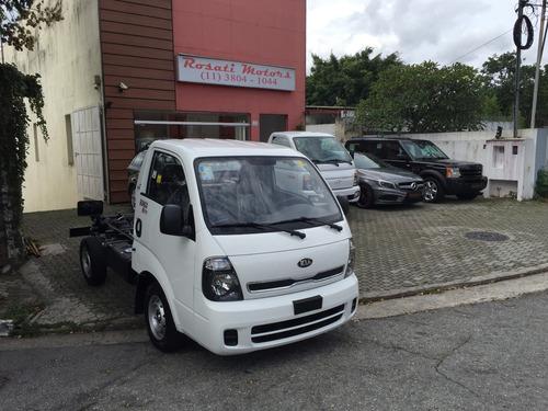 bongo 2.5 diesel 0km pronta entrega