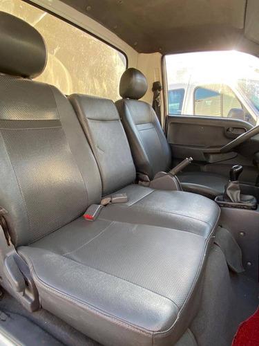 bongo 2.5 k-2500 kia 4x2 cs turbo negrini 2012  c/ baú novo