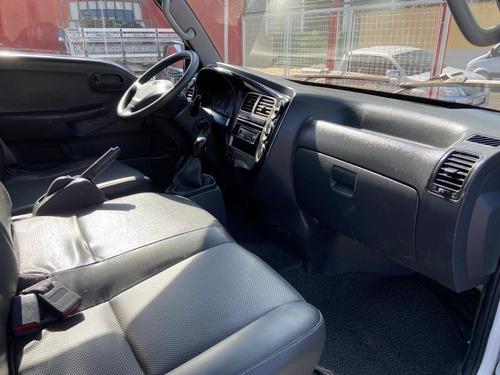 bongo 2.500 kia carroceria luxo 4x2 turbo negrini  2012 novo