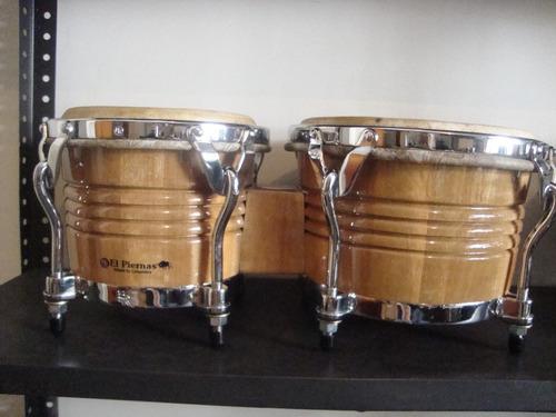 bongo hr el piernas en madera