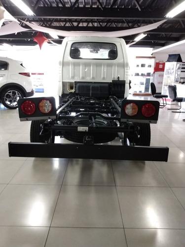 bongo k2500 s/ carroceria 0km 2020