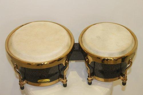 bongo mystic parquer parche piel - medidas: 6.5 y 7.5 cuota
