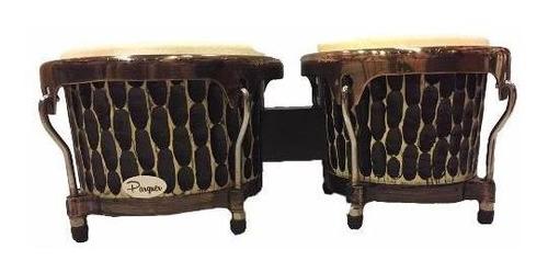 bongo parquer fantasy 7 y 8,5 madera oscura mate escarbada