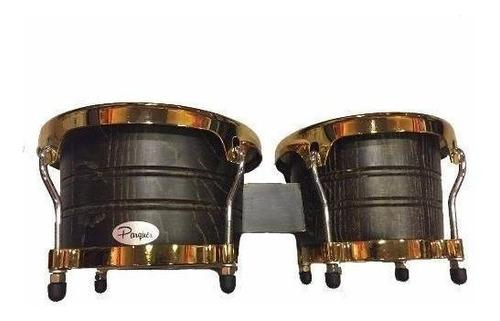 bongo parquer wonder 7 y 8,5 negro mate betas color madera