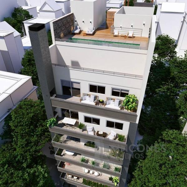 Bonifacio 2456 Exc Semipiso De 3 Amb Al Cta Fte Balcon Terraza C Parrilla Amenities