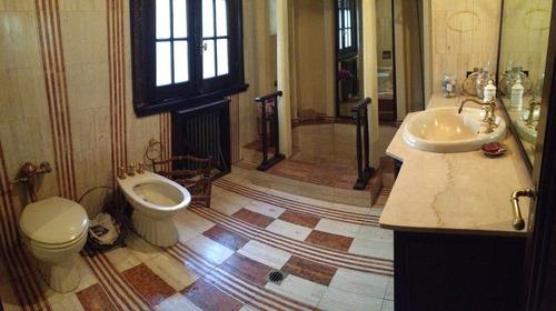bonifacio al 1900 - excelente casa de estilo ingles 7 amb