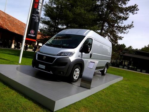 bonificamos: $93.000 x nueva fiat ducato maxicargo 2.3 0km