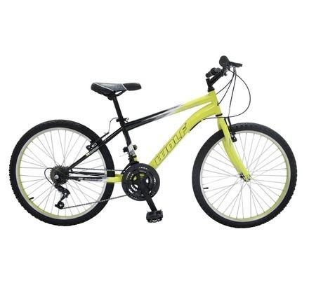 bonita bicicleta barata wolf stroker rodada 24 18velocidades
