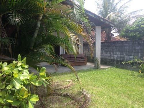 bonita casa com escritura em itanhaém-sp - ref 2557-p