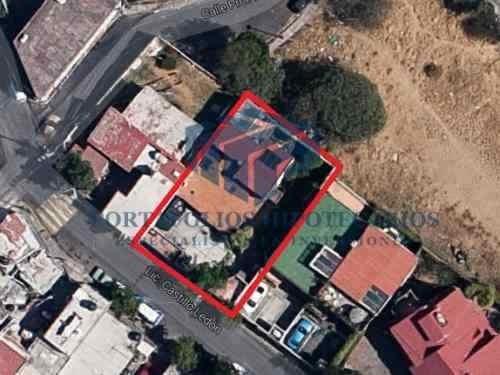 bonita casa con estacionamiento en cuajimalpa !
