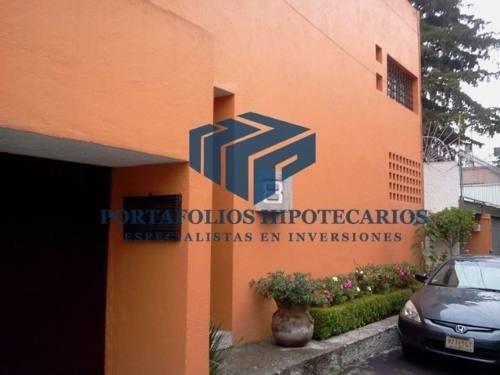 bonita casa de 225 m2 de terreno en cd de mexico