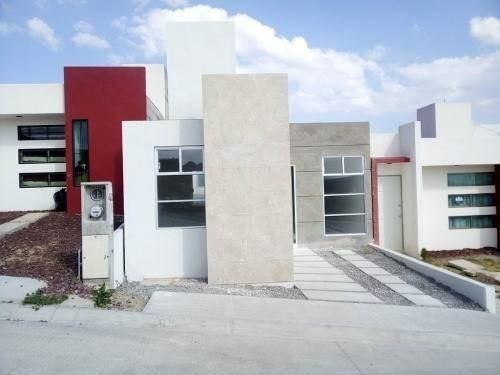 bonita casa de un nivel