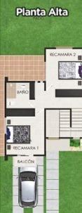 bonita casa en venta modelo balché en san pedro cholul!!!