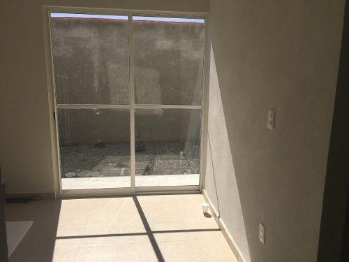 bonita casa nueva 2 plantas en fracc. los amores de don juan