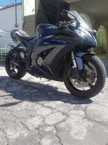 bonita kawasaki ninja zx-10r 1000 cc 2015