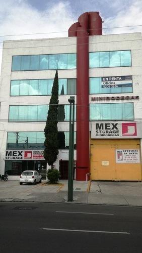 bonita oficina en renta en avenida tlahuac