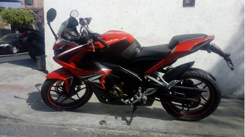 bonita pulsar 200rs impecable  solo conocedores al 100%