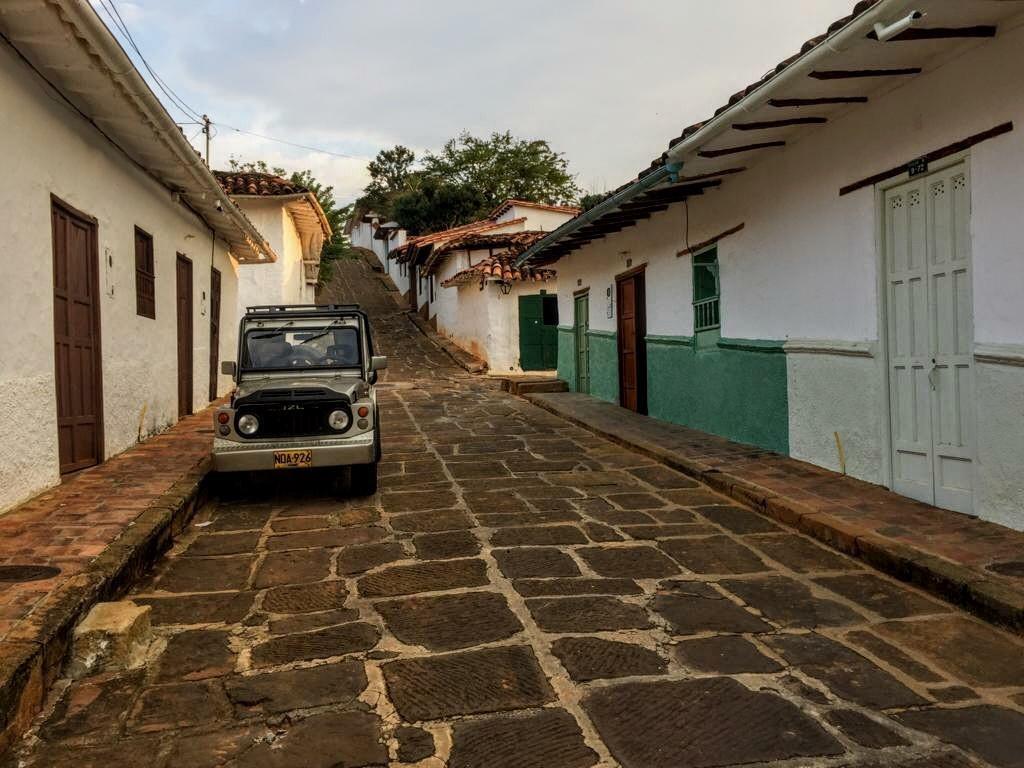 bonita y acogedora casa en barichara