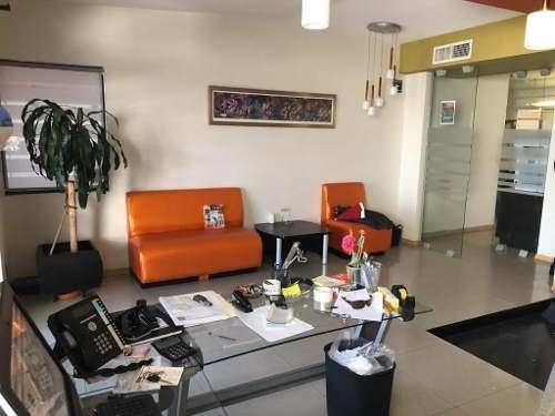 bonitas oficinas con recepción.