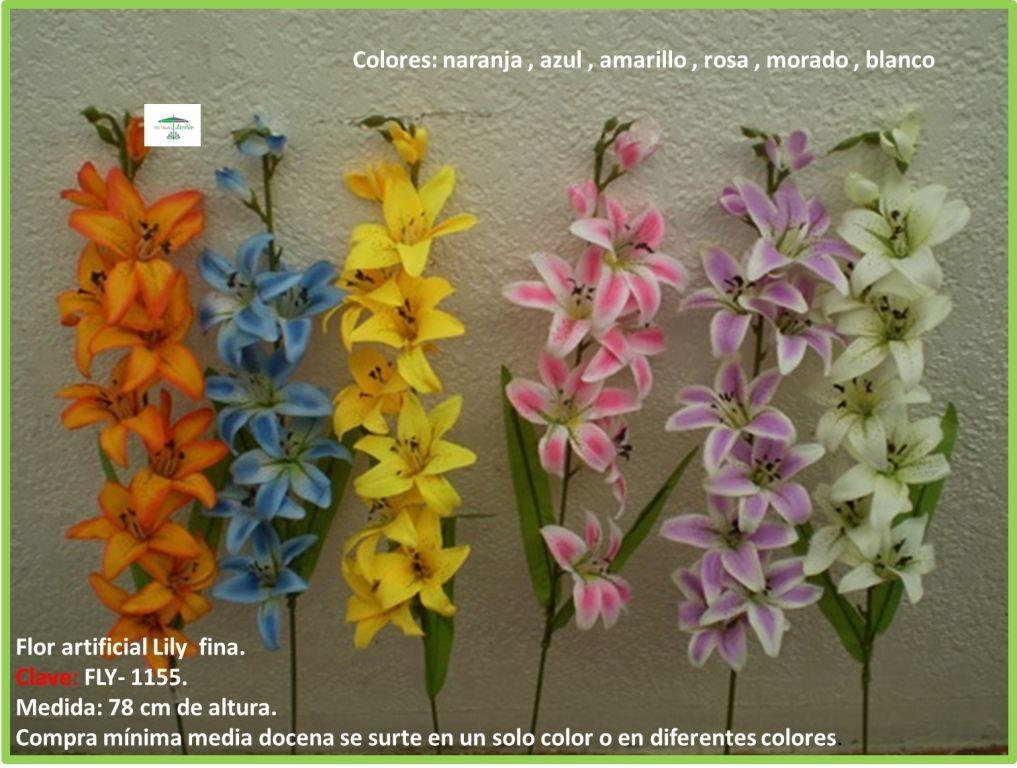 Bonitas Varas De Flores Mmu