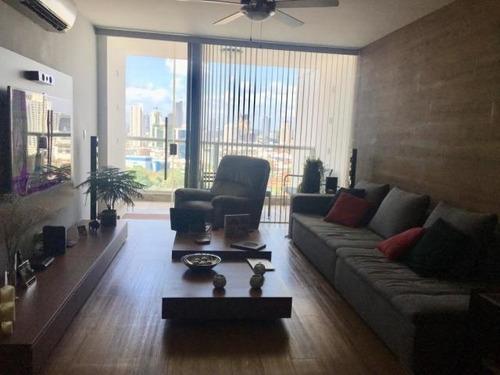 bonito apartamento en alquiler en san francisco, panamá cv