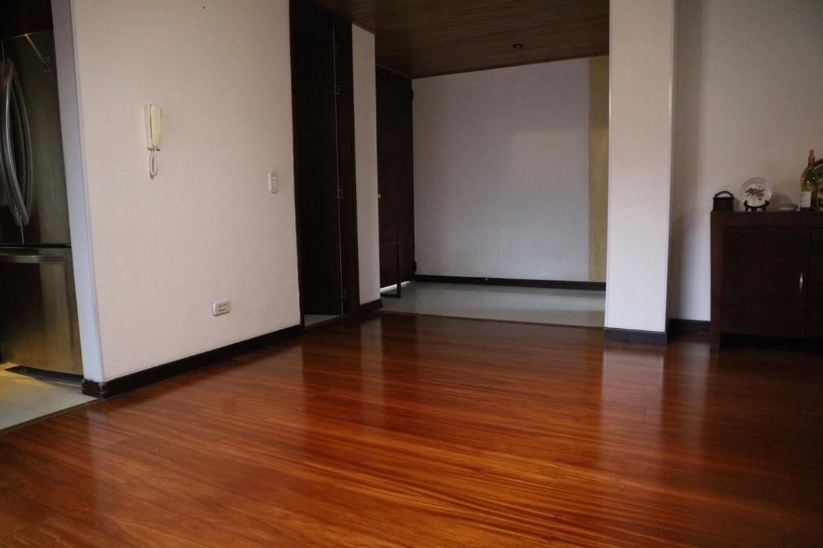 bonito apartamento ultimo piso zona parque virrey