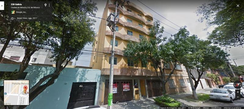bonito departamento adjudicado en la col. alamos b. juarez