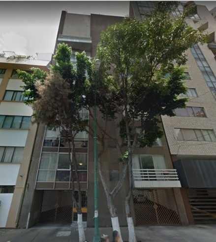 bonito departamento con balcón en amores, benito juárez