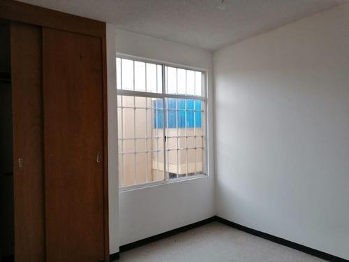 bonito departamento en venta de 55 m2 en tecamac