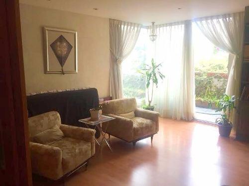 bonito departamento en venta en residencial gardenias, tecamachalco