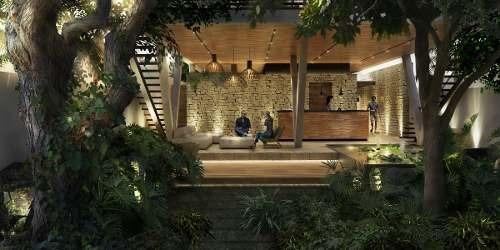bonito estudio lujoso tulum madara en aldea zama preventa