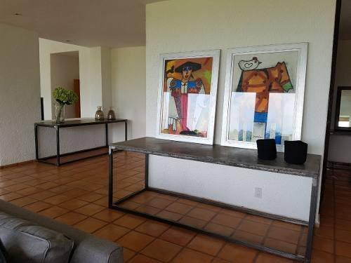 bonito penthouse completamente amueblado cuernavaca