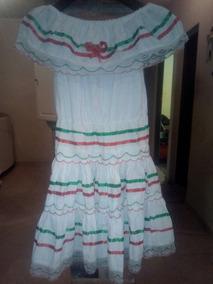 Bonito Vestido Fiestas Patrias 15 De Septiembre