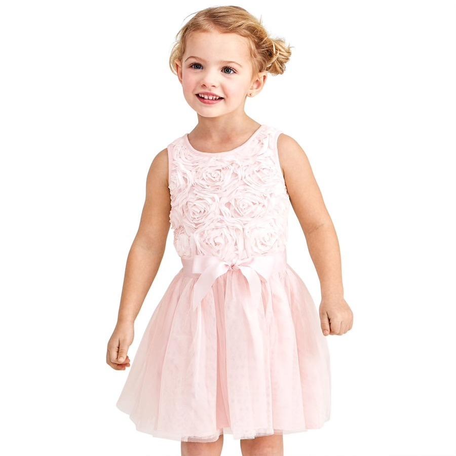 7570326c0b Bonitos Vestidos Para Niñas Hasta 5 Años -   990.00 en Mercado Libre